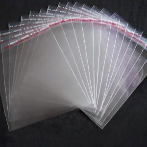 Yapışkanlı Jelatin Poşet (40X50)